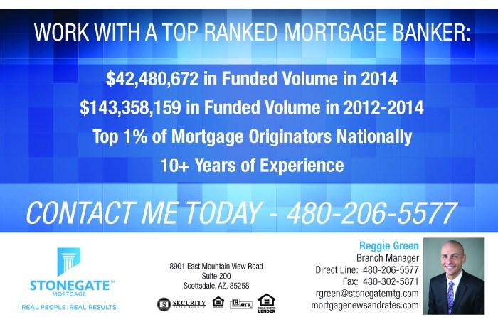 Reggie Green Flyer - 2014 Funded Volume