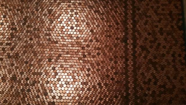 penny floor shiny