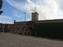 Fortress of Montjuic