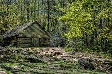 Barn near Roaring Forks