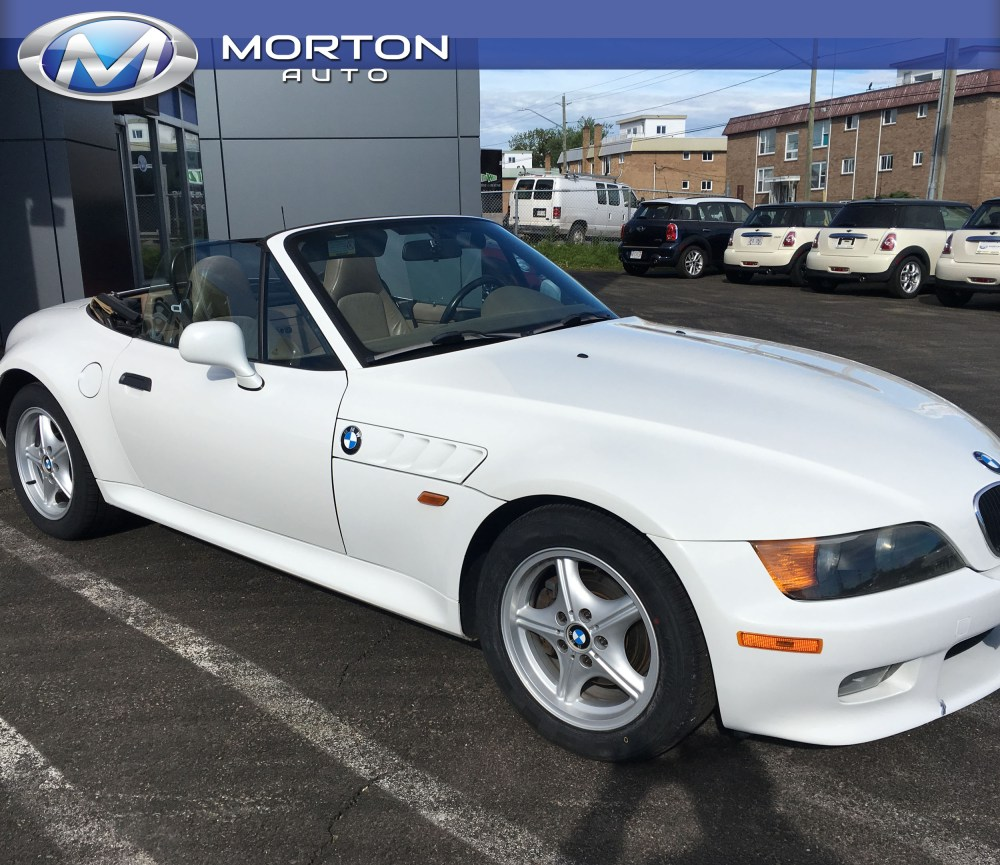 medium resolution of bmw z3 automatic convertible