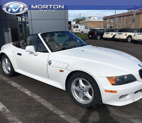 small resolution of bmw z3 automatic convertible
