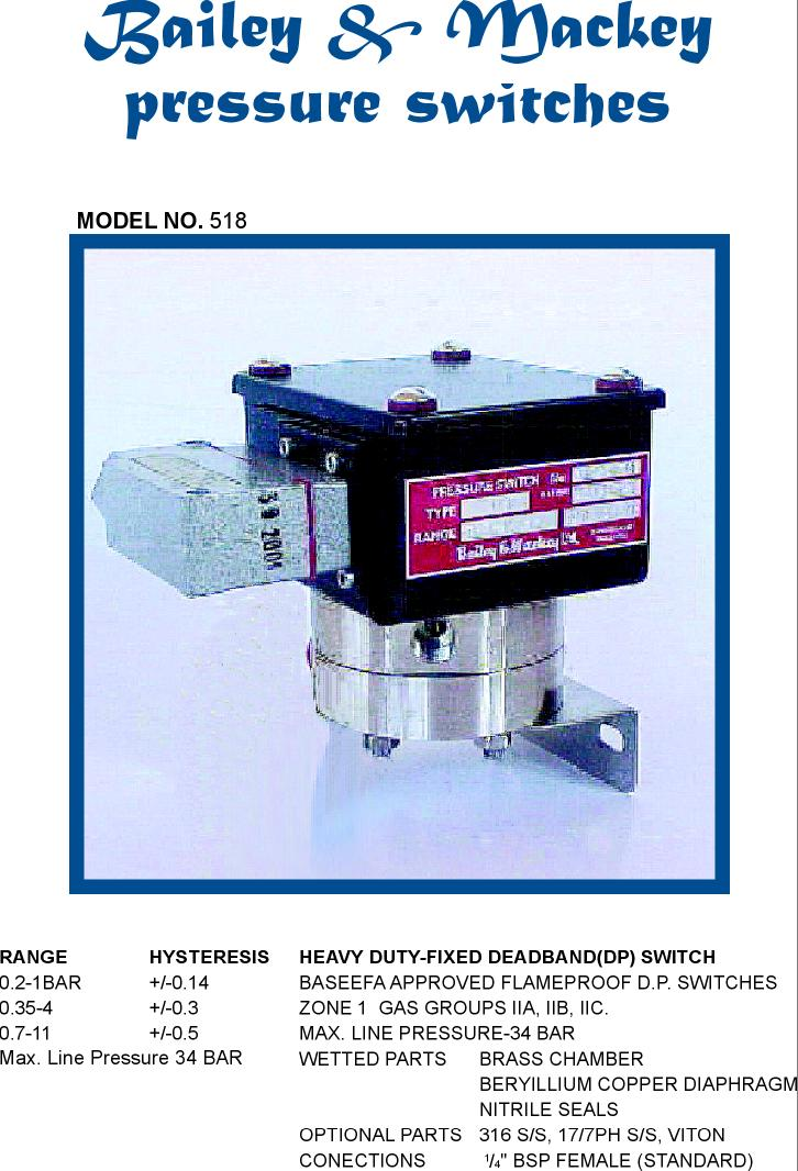 Model 518