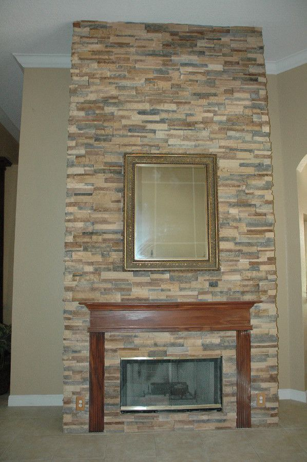 Fireplace remodeling by affordable fireplace contractor Miami  Morton Stones