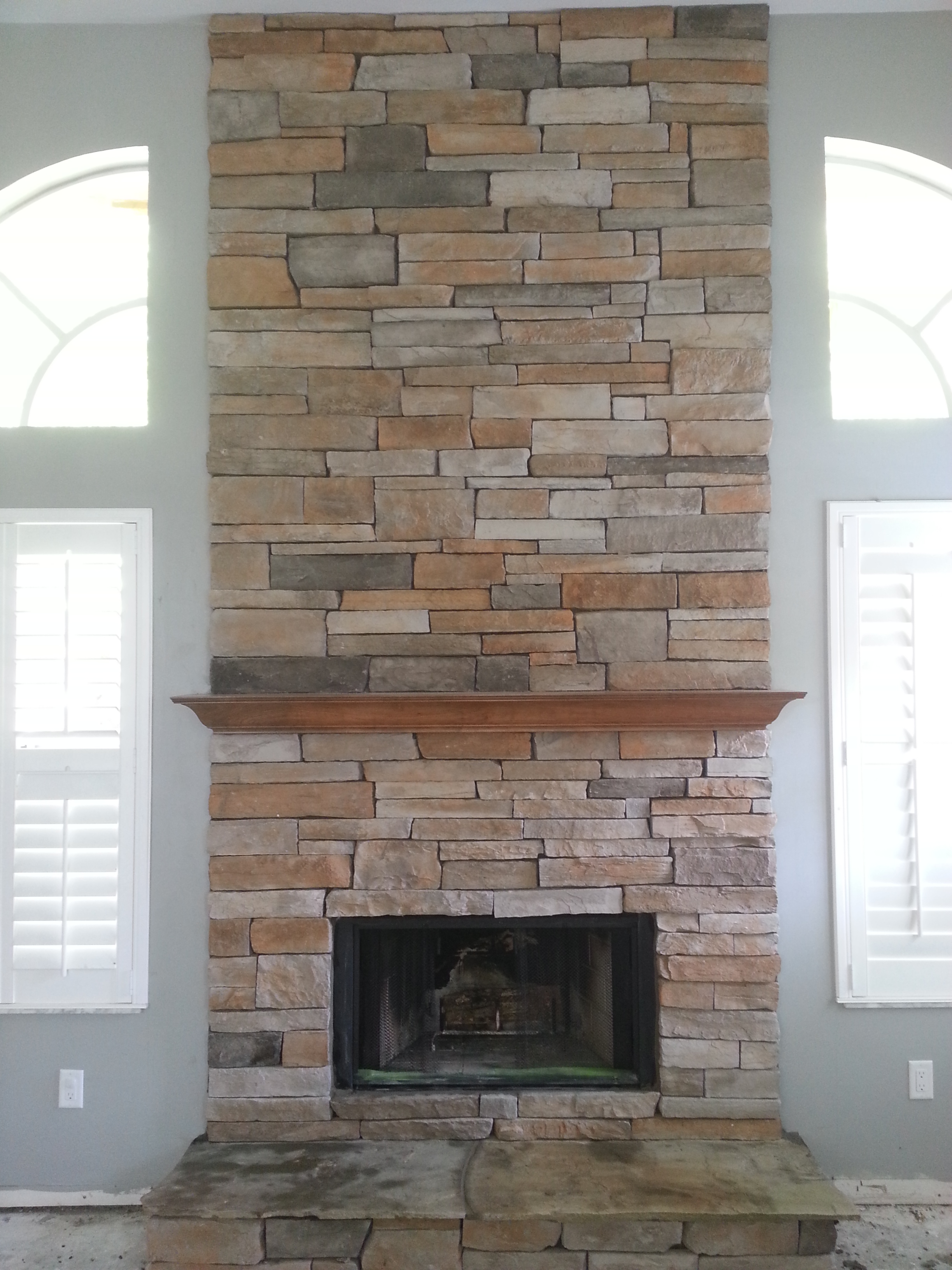 Fireplace Pictures  Morton Stones