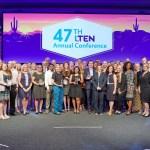 LTEN 2018 award winners