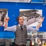 Bartender Tobin Ellis