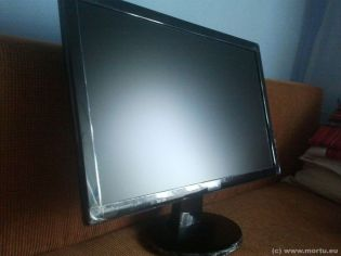 Achizitii octombrie 2012 eMAG - Monitor benq