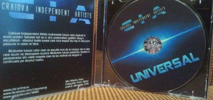 Album CIA - universal 2