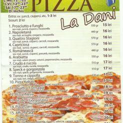 Pizza La Dani Oradea