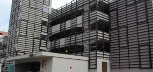 parcare supraetajata Oradea str tribunalului