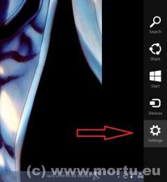 Windows 8.1 - Customize login welcome screen