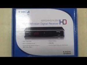 decodor DIGI TV KAON HD