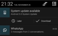 Android 5.0 Lollipop pe Nexus 4 (1)