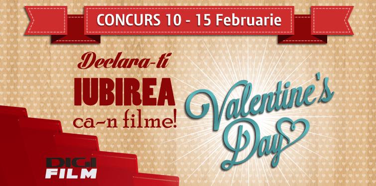 Concurs Digi Film - declara-ti iubirea ca-n filme