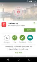 Oradea City - aplicatie Android