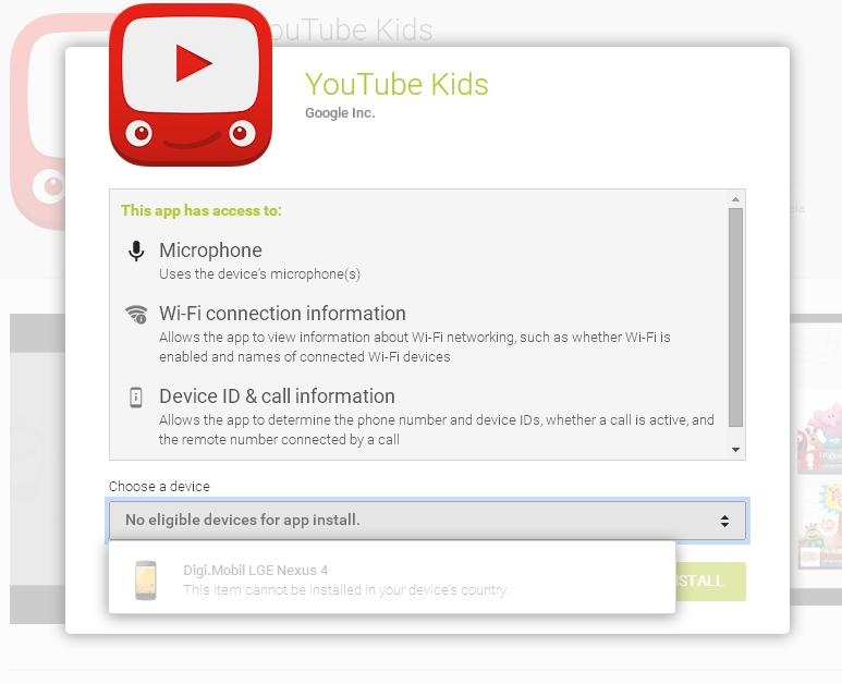 Youtube kids in Romania