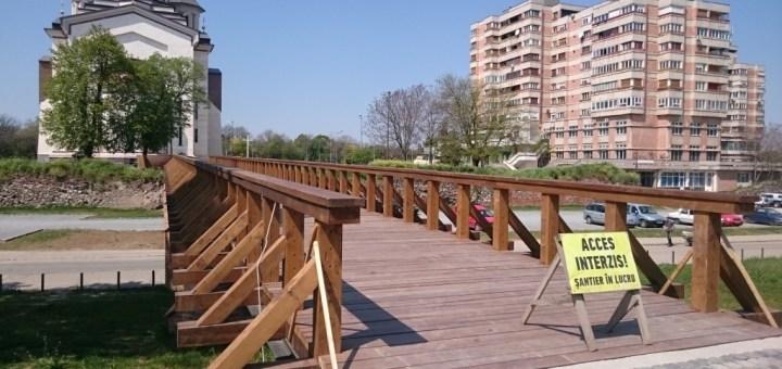 Pod nou Cetatea Oradea
