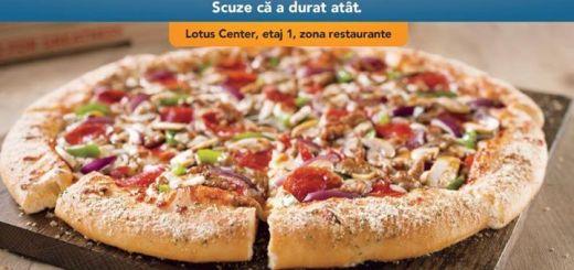 Pizza Hut Oradea - Lotus Center