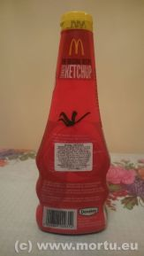 Ketchup Develey - Mc Donalds (2)