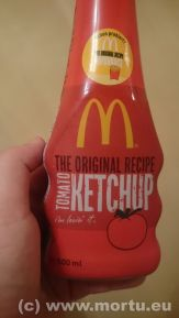 Ketchup Develey - Mc Donalds (3)