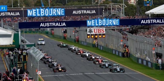 Formula 1 la DigiSport