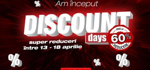 Flanco Discount Days