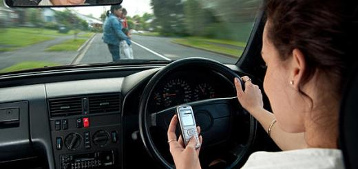 Texting-While-Driving-Danger