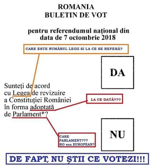 Referendum pentru familie