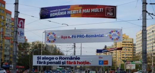 Trolling in politica PSD - Pro romania - USR PLUS
