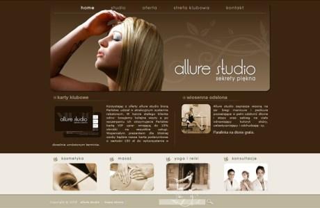 Allure Studio - sekrety piękna