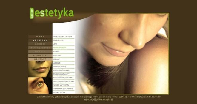 Estetyka - gabinet medycyny estetycznej