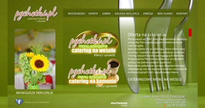 catering Kraków - pychotki.pl