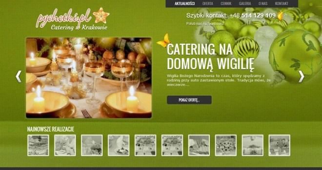 pychotki.pl - catering kraków
