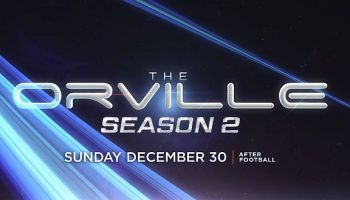 Season Two of Seth MacFarlane's Space Adventure, THE ORVILLE