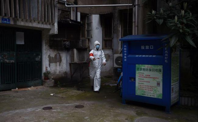China Reports No New Locally Transmitted Coronavirus Cases
