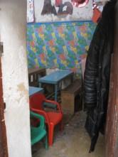 A school hidden away in the medina