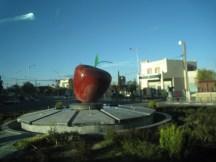 Midelt - famous for apples...