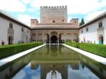 The Alhambra - again!