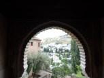 Views across to Albaycin