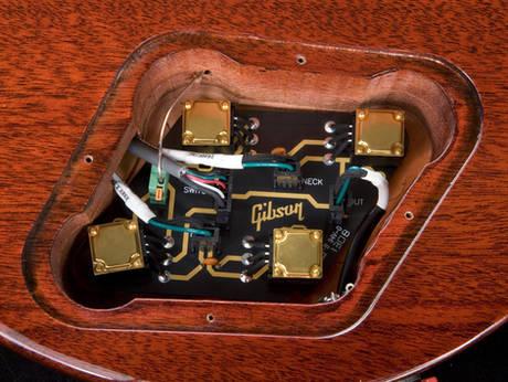 Gibson Circuit Board Wiring