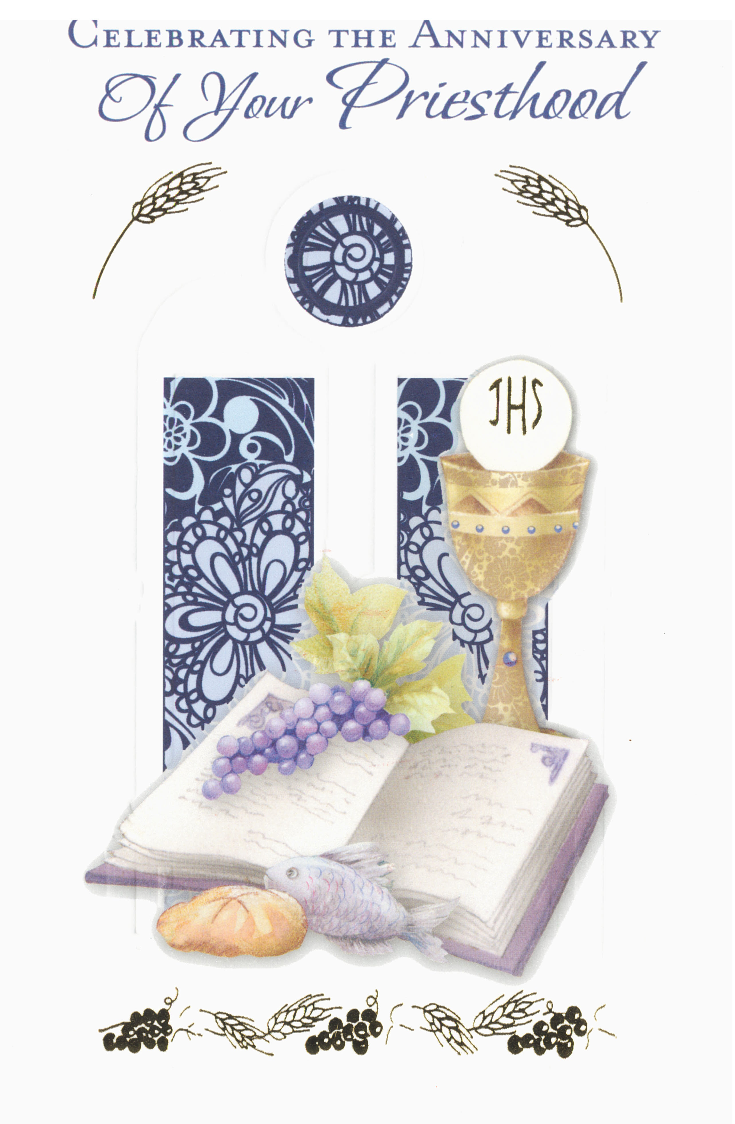 Jubilee Anniversary Of Ordination Greeting Cards