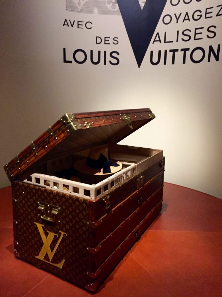 Historic Exhibition of Louis Vuitton at the Grand Palais