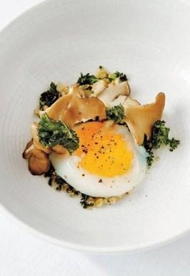 Dish by Dominique Crenn