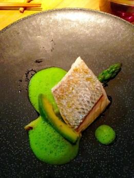 Dish by Adeline Grattard