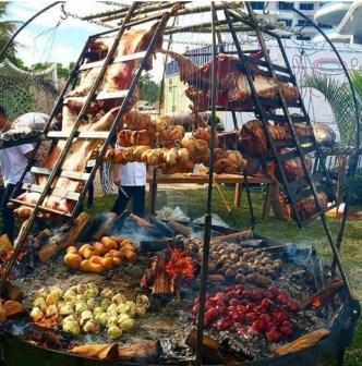 BBQ by Francis Mallman...