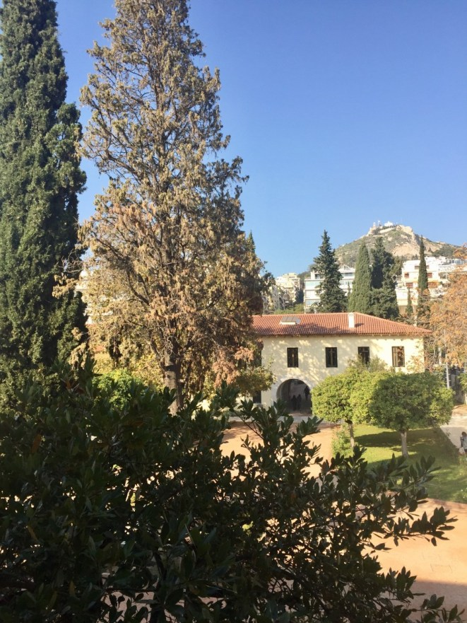 Gardens of the Museum