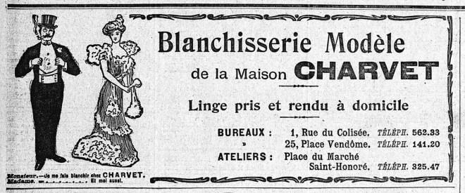Charvet_advertisement_Le_Figaro_1907_02_27