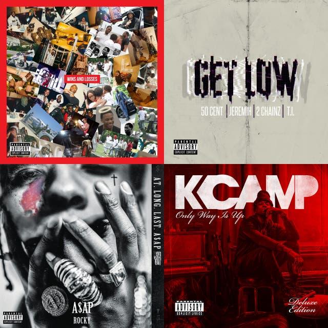 Sirius/XM's Hip-Hop Nation on Spotify