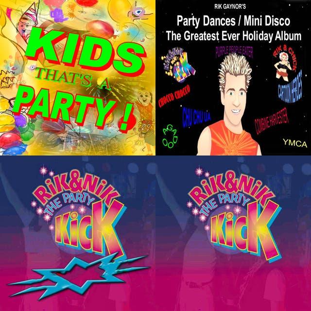 rik and nik party